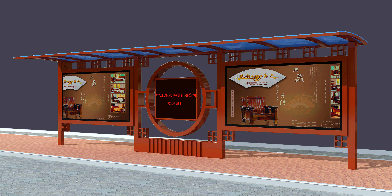 蚌埠公交车候车厅哪里厂家好