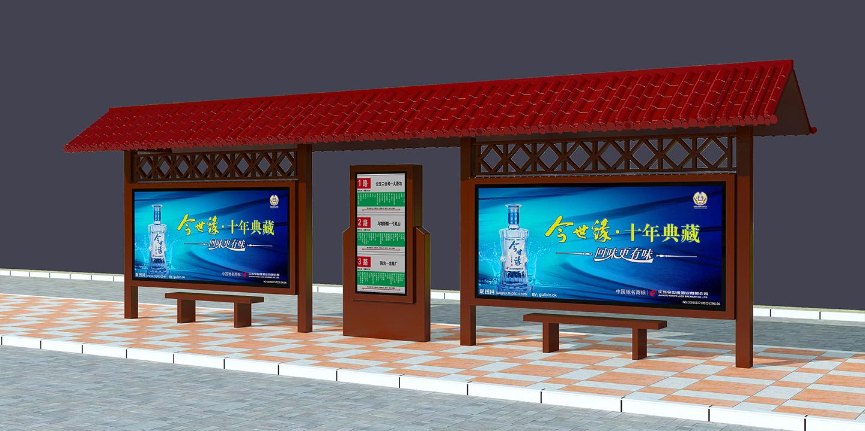 蚌埠公交车站台候车厅哪家好