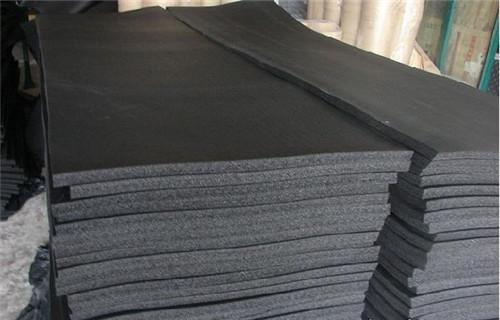 湖南防火型橡塑管壳保温材料