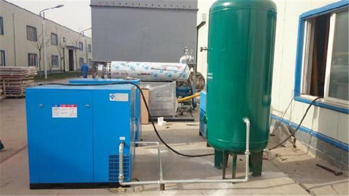 北京市房山空压机储气罐1立方