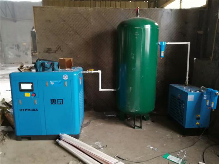 漳州储气罐3立方立式