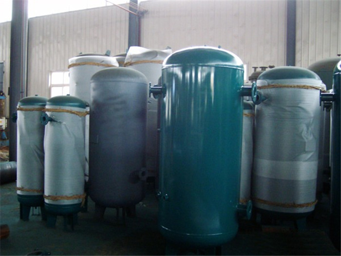 蚌埠简单压力容器储气罐