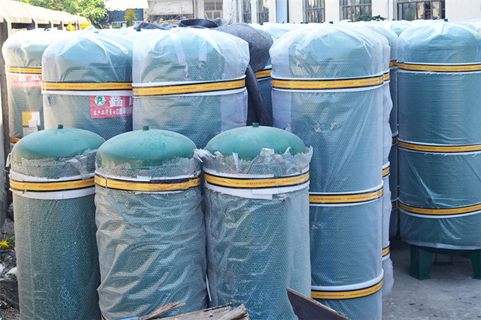长沙开福储气罐0.3立方规格齐全