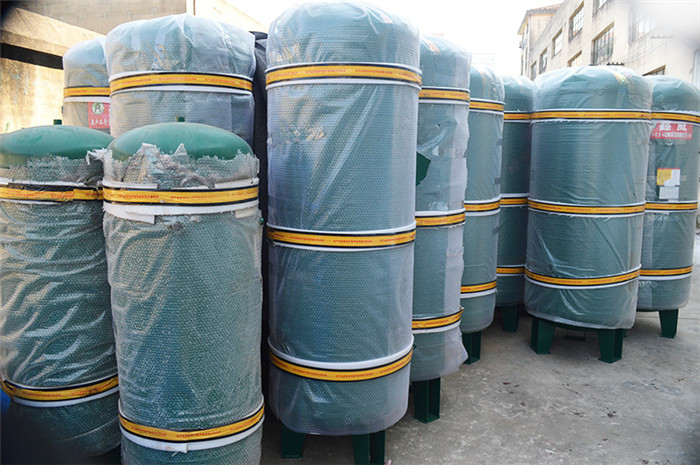 洛阳洛宁储气罐6立方规格齐全