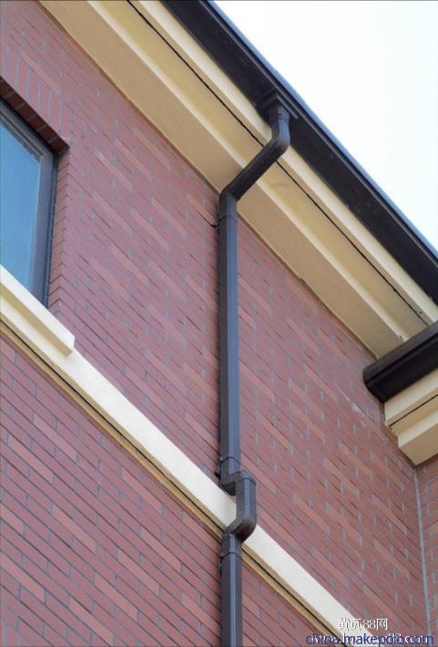廊坊彩铝屋面落水系统落水管尺寸飞拓建材