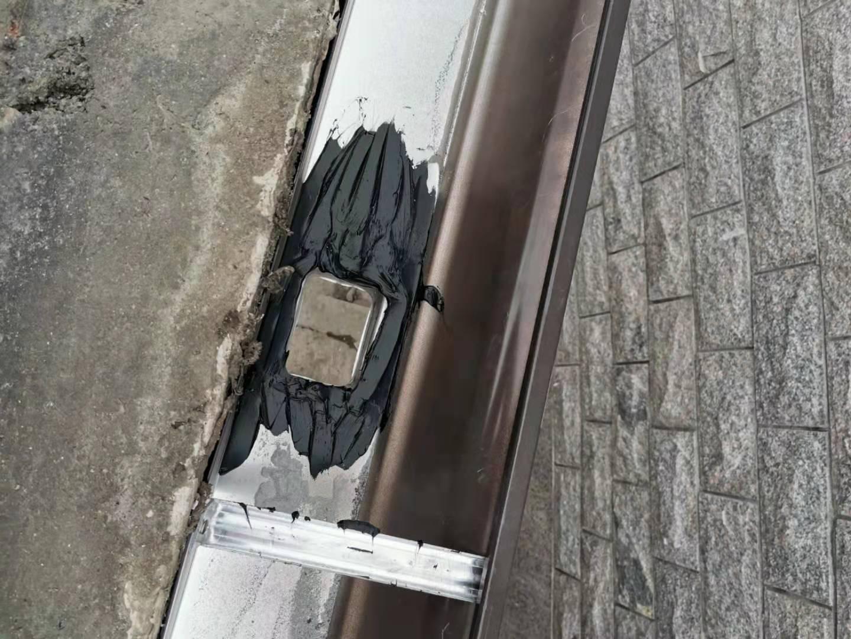 惠州品牌供应商铝合金落水管杭州飞拓建材
