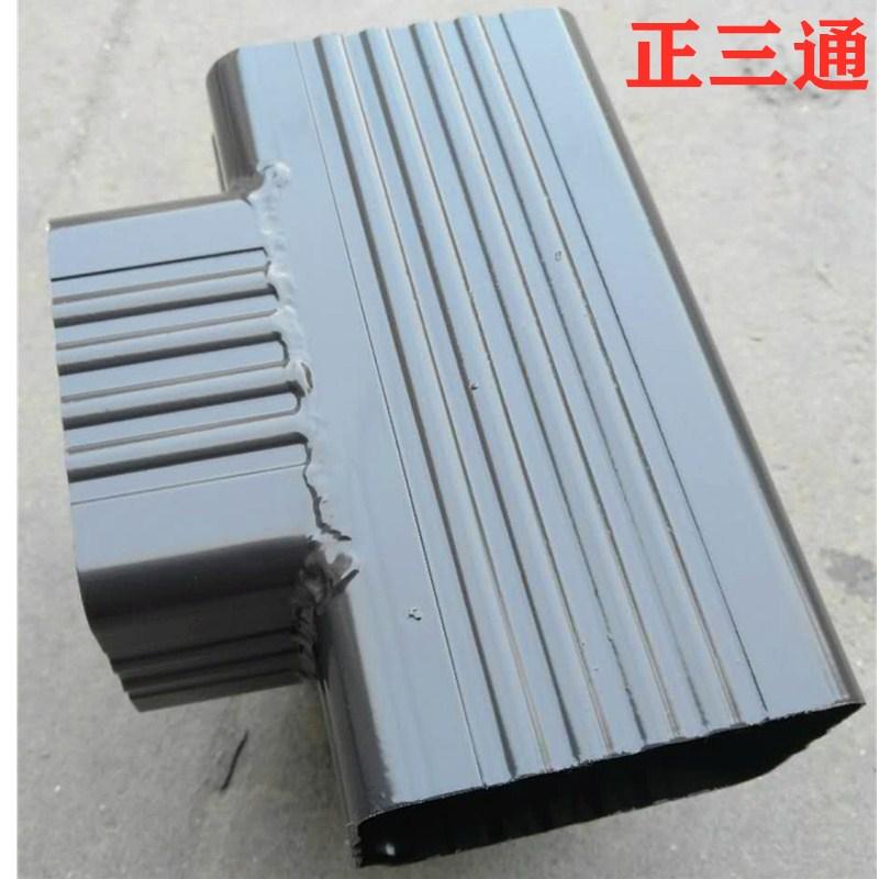 新余屋顶落水管下水管三头通杭州飞拓建材