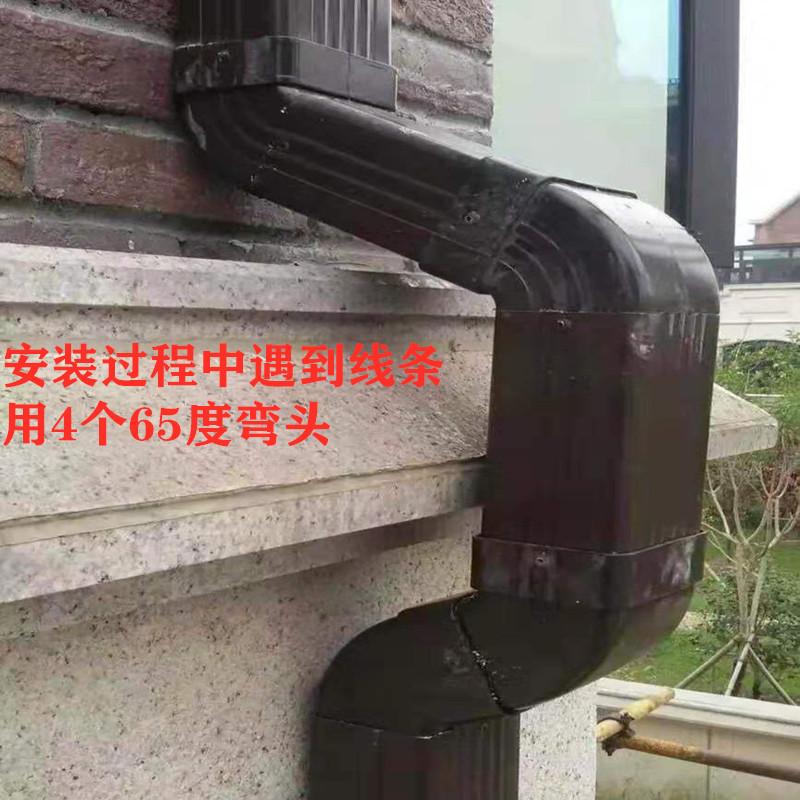 西宁加厚雨水管今天新消息:飞拓建材