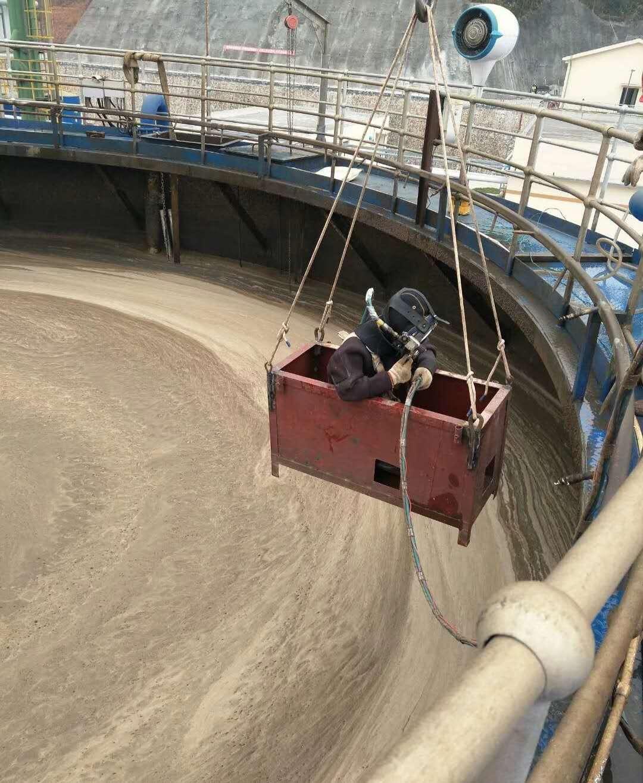 沉管水上施工公司@攀枝花案例