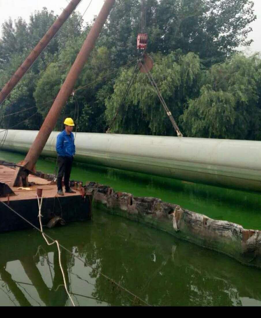 水下敷设光缆公司@天水案例