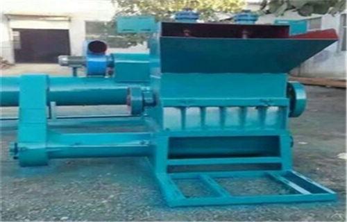 池州100型机油壶塑料粉碎机多少钱