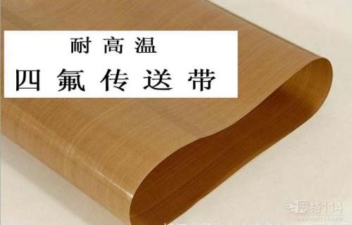 临沂铁氟龙输送带耐低温700×2450/2890mm