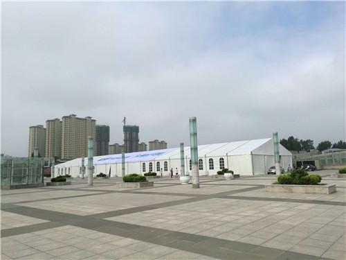 许昌临时展厅大棚出租6米跨度篷房租赁全国租赁篷房