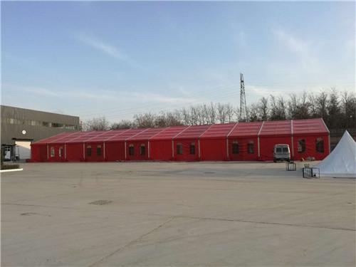 驻马店欧式风格帐篷出租边高4米大棚租赁厂家
