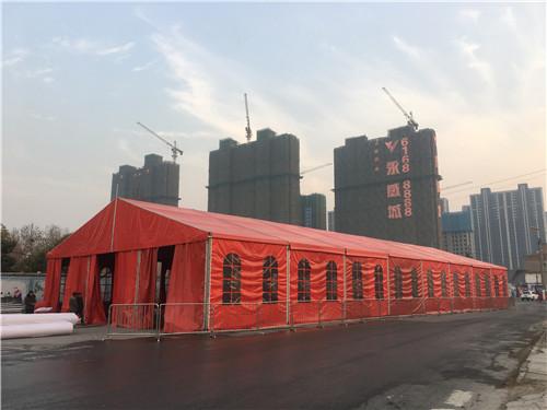 驻马店博览会大棚出租40米篷房租赁全国租赁篷房