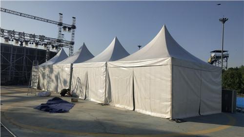 三门峡美食节大棚出租15米球篷租赁上万平米大棚出租