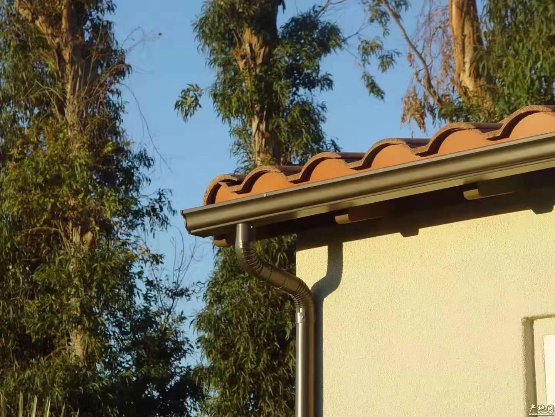 德阳钢结构配套雨水管维修更换