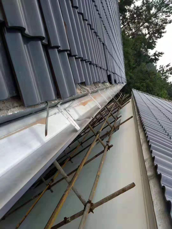 池州整体屋面檐口槽24小时服务