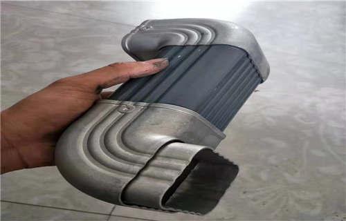 湖南彩铝成品檐槽安全耐用