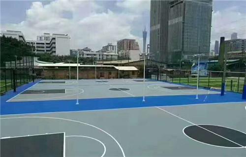 湖南评价好的篮球场专业施工队