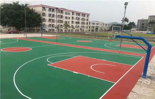 湖南硅pu篮球场建设首先公司