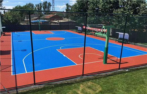宝鸡硅pu材料运动场地建设室外体育场地承包公司