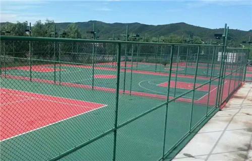 东营网球场塑胶地面承接塑胶材料生产厂家