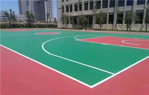 东营保质量低价格网球场建设厂家