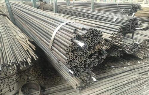 北京16mn/Q345B薄壁精拔钢管材质硬度高
