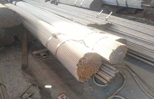 洛阳镀锌钢管的价格尺寸精确