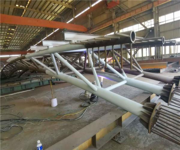 汉中钢结构喷锌喷铝