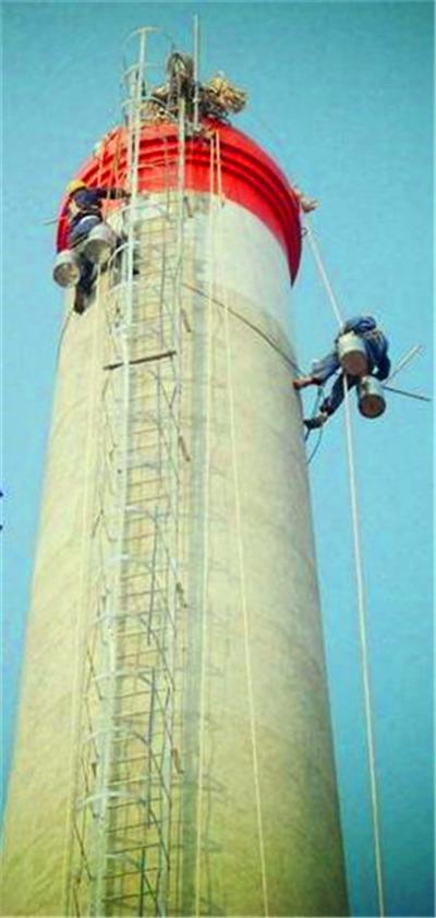 汕尾烟囱爬梯平台安全检查检测公司新闻