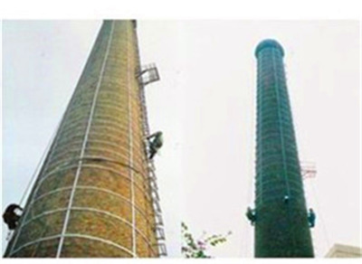 烟台烟囱爬梯检查安全检测公司新闻