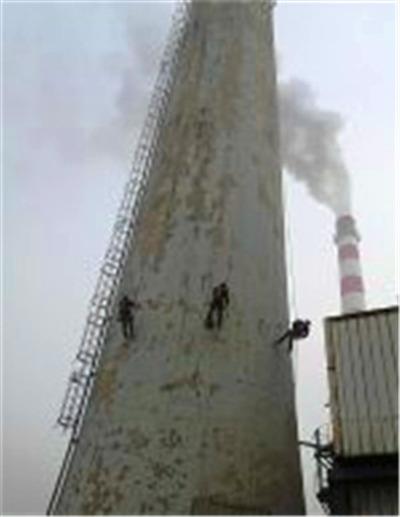 吉林砖烟囱加固公司