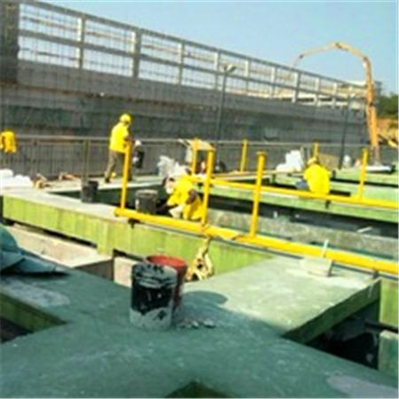 锦州玻璃钢防腐公司 专家指导