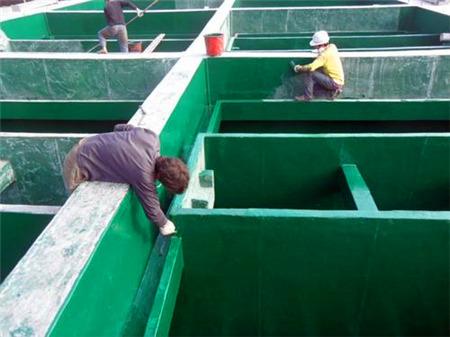 锦州专家指导水池玻璃钢防腐公司