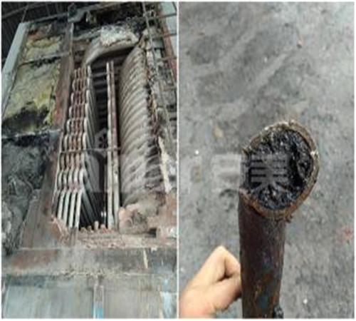 安康电厂炉膛打焦结灰清理公司新闻