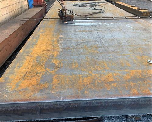 新余钢板数控切割本地厂家