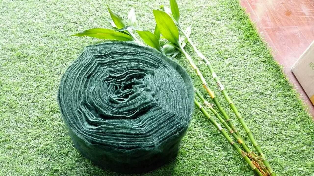 江西裹树布绿色土工布多少钱一平方米