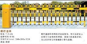 长沙市道闸挡车器道闸的使用寿命