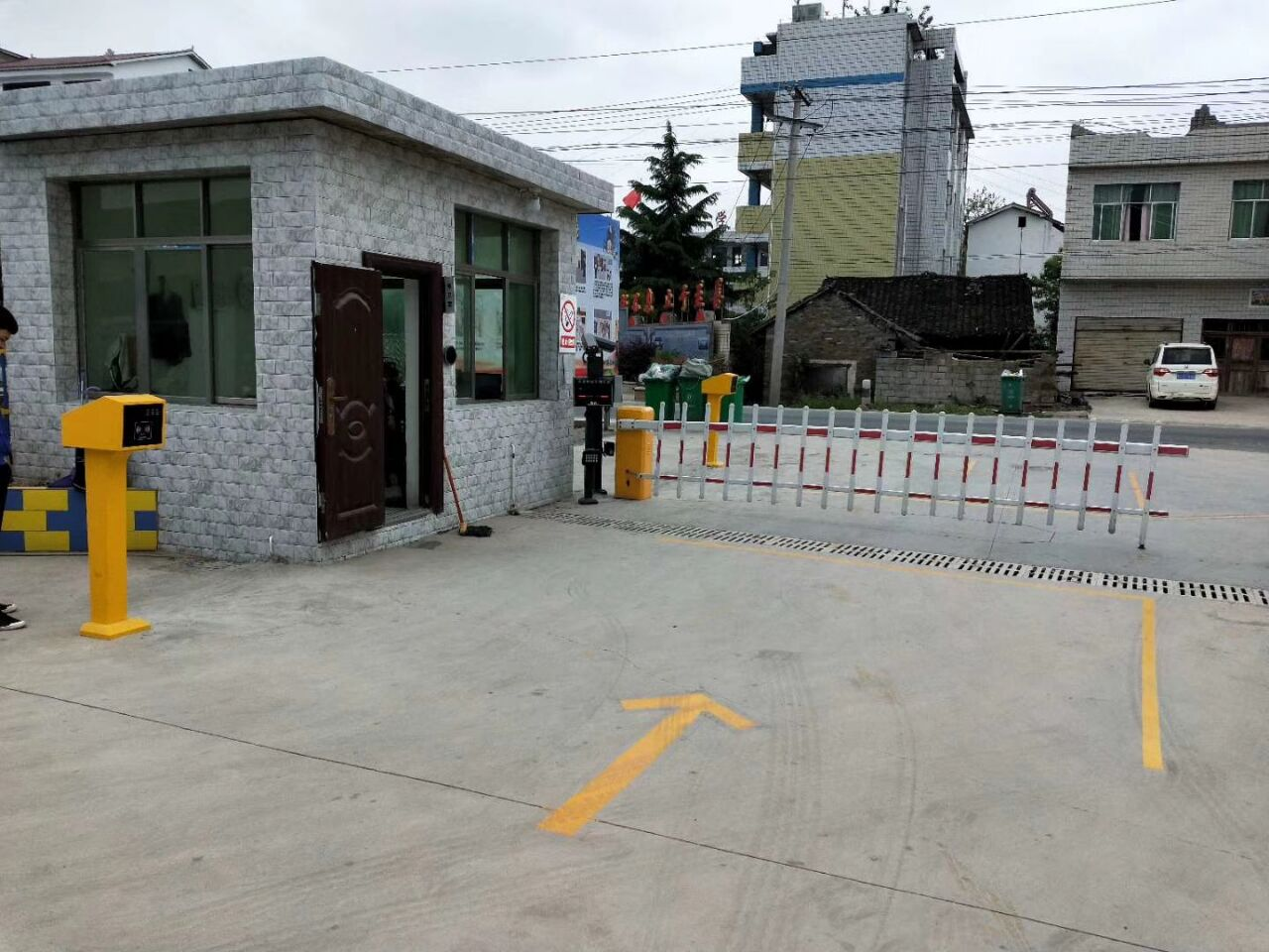 锦州市停车场道闸道闸的用途