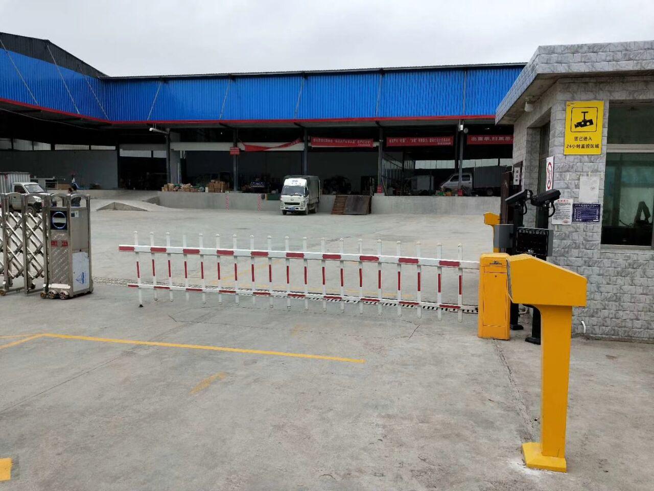 辽宁停车场无人值守系统一套大概多少钱?