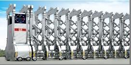 长沙电动伸缩门生产厂家