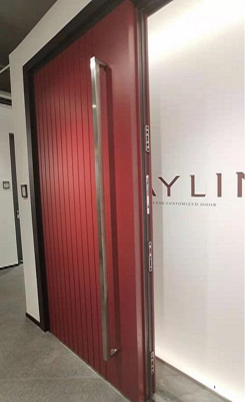 徐州铝合金框架玻璃幕墙厂家直销安装厨房间移门