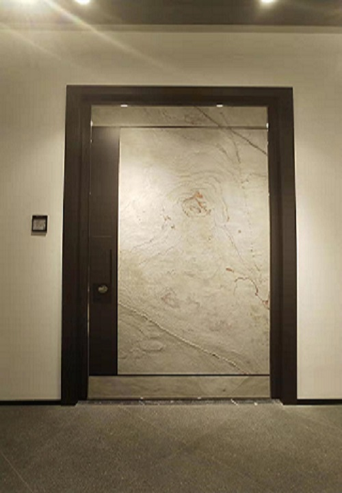 扬州铝合金框架玻璃幕墙厂家直销安装厨房间移门