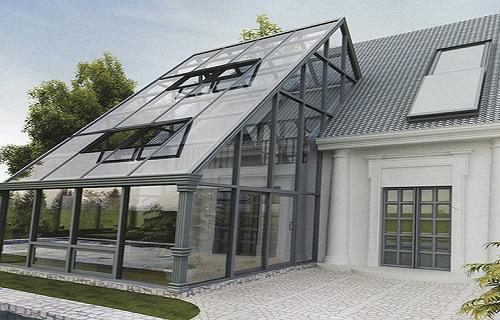 嘉兴铝合金框架玻璃幕墙露台搭建高级工程师设计