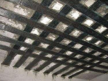 西藏柱子加固:专业碳纤维加固