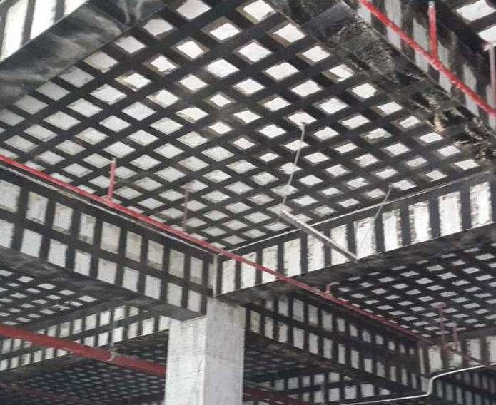 安庆桥梁加固:碳纤维施工队