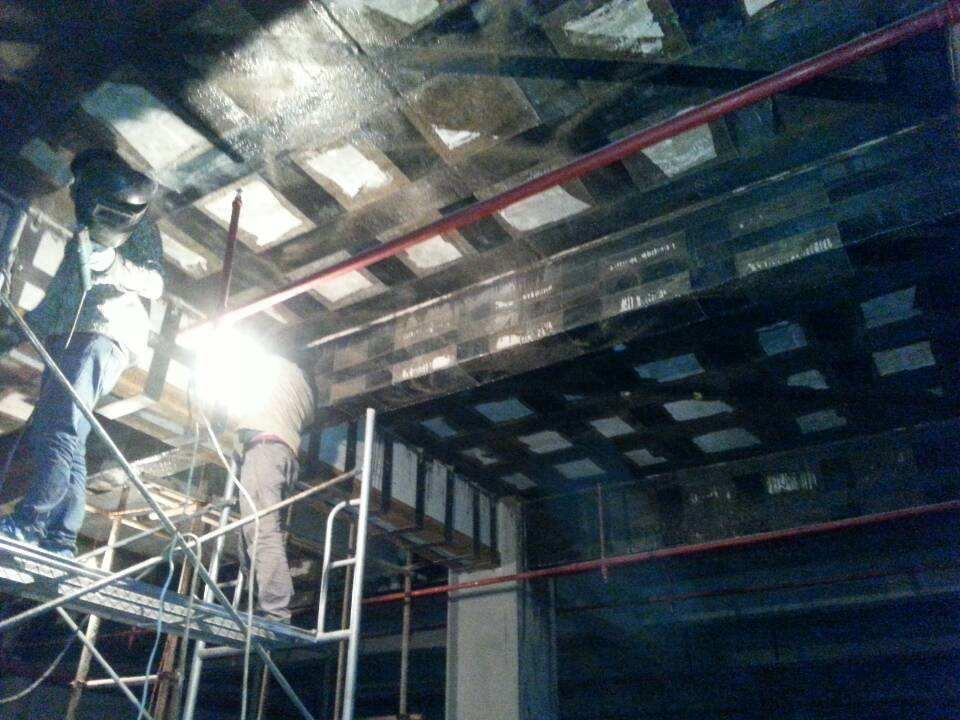 廊坊楼板加固,专业碳纤维加固