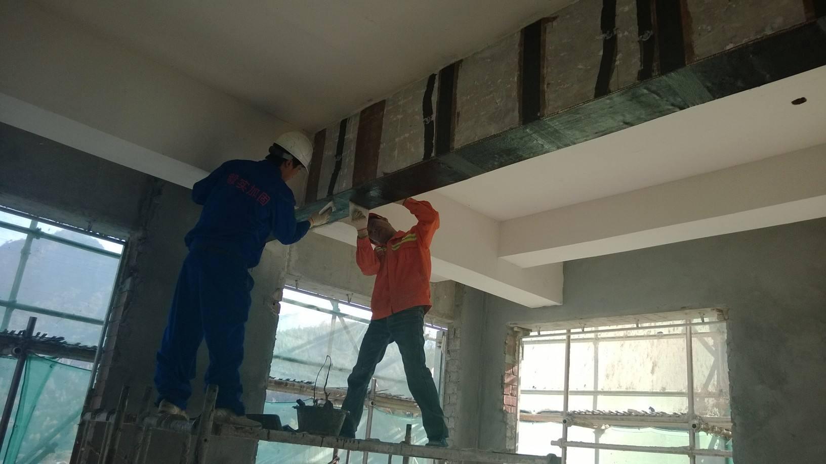 东营建筑结构改造加固公司